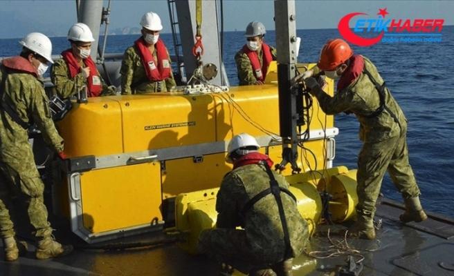 MSB: Cumhuriyeti tarihinin en derin sonar görüntüleme operasyonu icra edildi