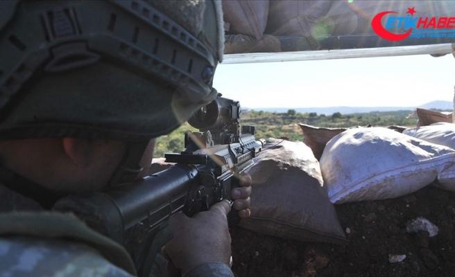 Barış Pınarı bölgesinde 20 PKK/YPG'li terörist etkisiz hale getirildi