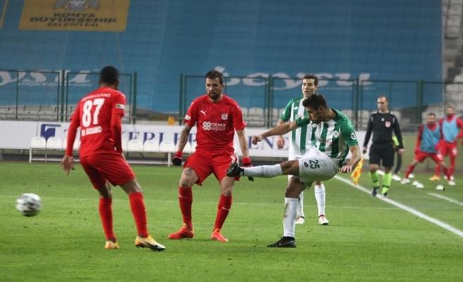 Sivasspor'dan son 4 sezonun en kötü 17 haftalık performansı