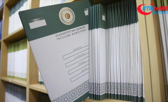 OHAL Komisyonu 3 yılda 112 bin 310 başvuruyu karara bağladı