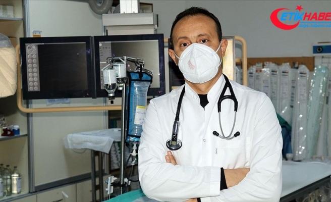 Prof. Dr. Güngör: Gençler hastalığı sanki bir oyun gibi görüyor