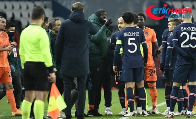 PSG-Medipol Başakşehir maçının yeni hakemi açıklandı