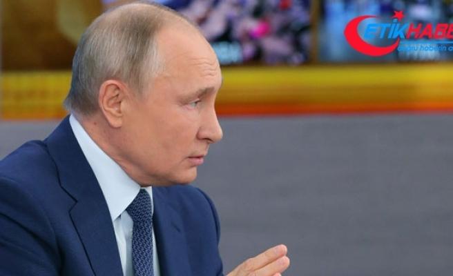 Putin: 'Dağlık Karabağ, Azerbaycan'ın bir parçası'