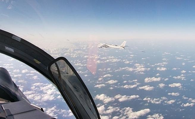 Rus ve Çin bombardıman uçakları, Pasifik Okyanusu'nda ortak devriye uçuşu yaptı