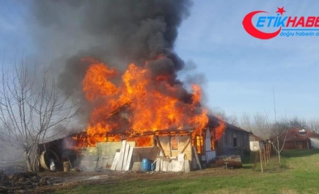 Sakarya'da 6 günde çıkan 8 farklı yangında 4 kişi hayatını kaybetti