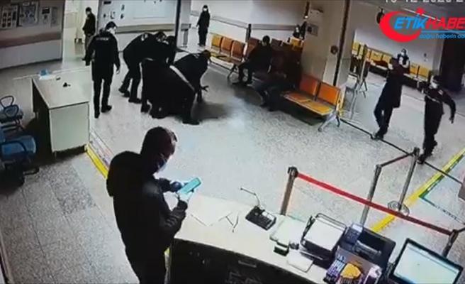 Samsun'da doktora bıçaklı saldırı girişimi