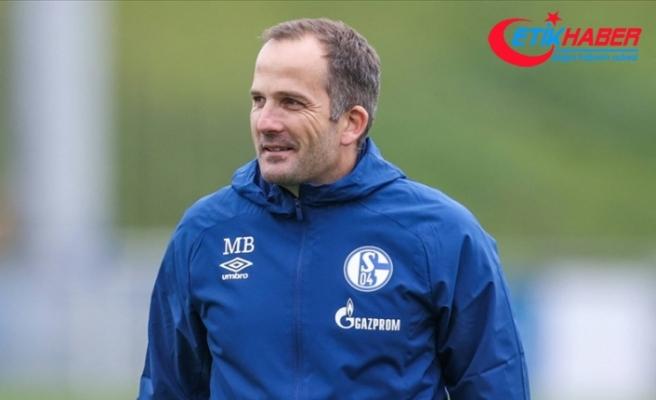 Schalke 04 teknik direktör Manuel Baum'un görevine son verdi