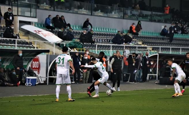 Süper Lig: Y. Denizlispor: 1 - A. Alanyaspor: 0 (Maç sonucu)