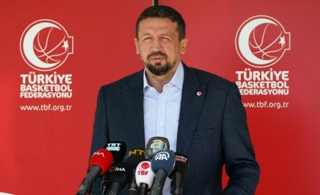 TBF Başkanı Hidayet Türkoğlu'ndan teşekkür mesajı