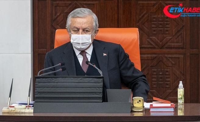 TBMM Başkanvekili Adan: Türkiye'nin bağımsız ve başarılı hamlesini cezalandırmak için birtakım adımlar atılmaktadır