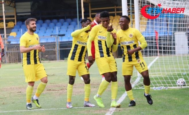 TFF 1. Lig: Menemenspor: 2 - Ankaraspor: 1