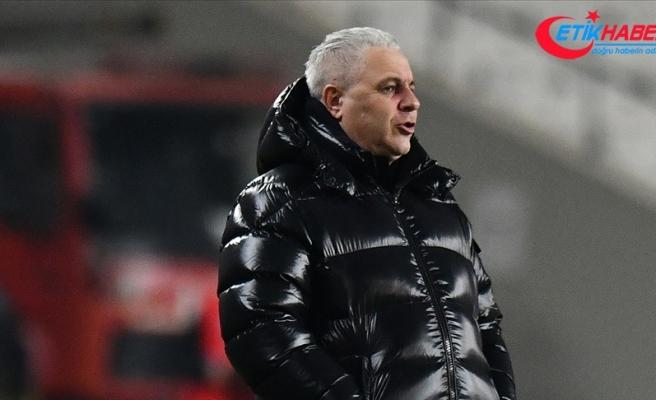 Çaykur Rizespor'da teknik direktör Sumudica'nın sözleşmesi karşılıklı feshedildi