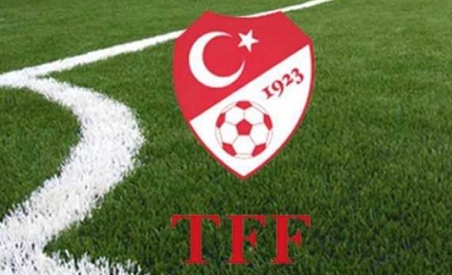 TFF'den Ahmet Nur Çebi'ye geçmiş olsun mesajı