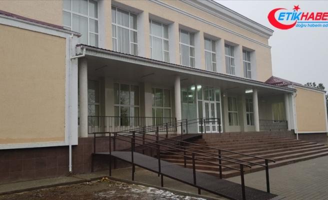 TİKA, Ukrayna'daki Gagauz Kültürevi'nin tadilatını gerçekleştirdi