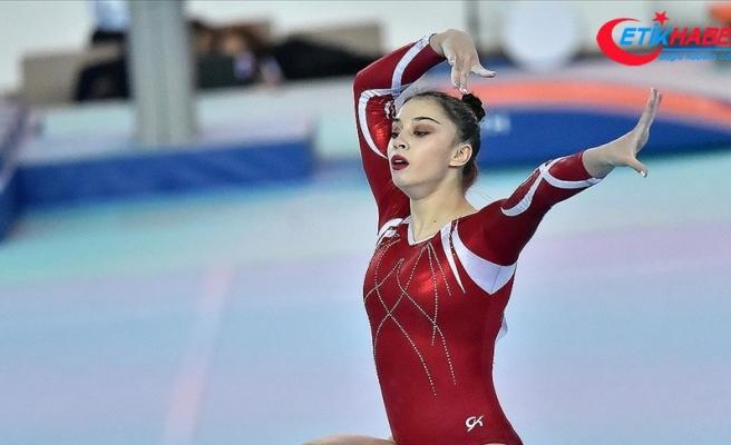 Türkiye, Avrupa Kadınlar Artistik Cimnastik Şampiyonası'nda finalde