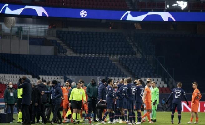 UEFA, PSG - Başakşehir maçına müfettiş atadı!