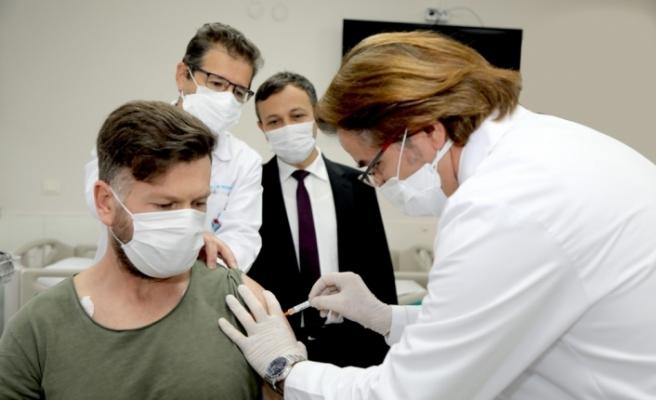 Yerli aşının Faz-1 çalışması başarı ile tamamlandı