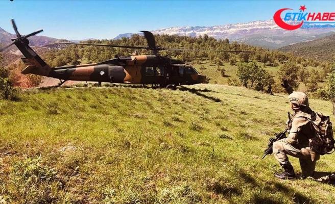 Yıldırım Operasyonları'nda bugüne kadar 148 terörist etkisiz hale getirildi
