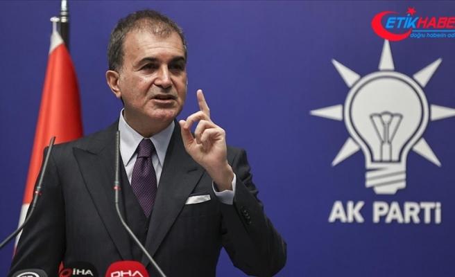 AK Parti Sözcüsü Çelik'ten ABD'nin PKK katliamına ilişkin açıklamasına tepki:
