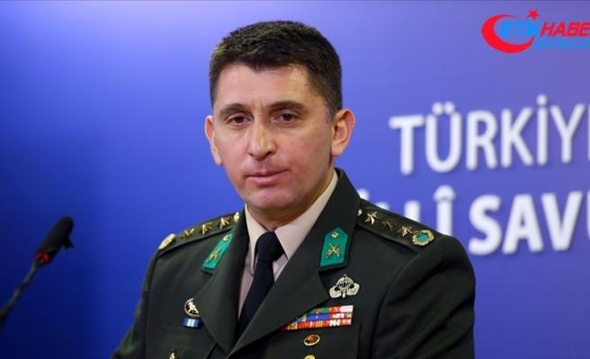 Albay Olcay Denizer, NATO Saraybosna Karargahı Komutan Yardımcısı oldu