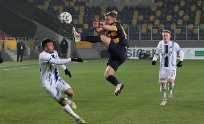 Ankaragücü sahasında Kasımpaşa'yı 1-0 mağlup etti