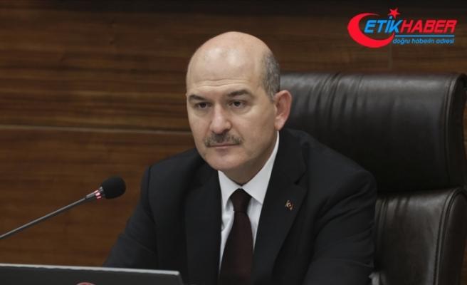 Bakan Soylu: Terör örgütüne 2020 yılındaki katılım, 1984'ün de altında kaldı