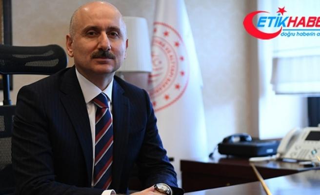 """Bakan Karaismailoğlu: """"5G sistemine yerli ve milli imkanlarla geçeceğiz"""""""