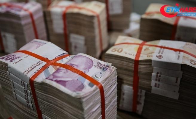 Bankacılık sektörü kredi hacmi geçen hafta 3 trilyon 545 milyar liraya geriledi