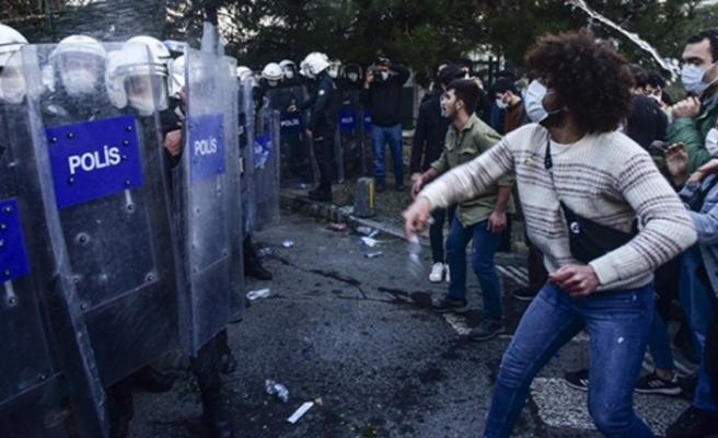 Boğaziçi Üniversitesi önündeki eyleme ilişkin 14 kişi daha yakalandı