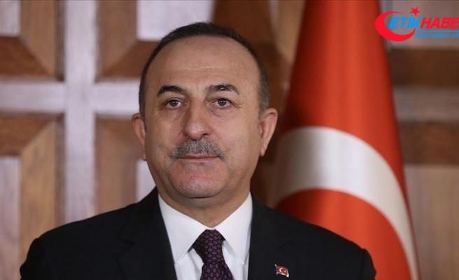 Dışişleri Bakanı Çavuşoğlu, Türkiye-Pakistan ilişkilerinin daha da ilerletileceğini söyledi