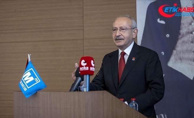 CHP Genel Başkanı Kılıçdaroğlu: SGK'nin Hazine ve Maliye Bakanlığına bağlanması lazım