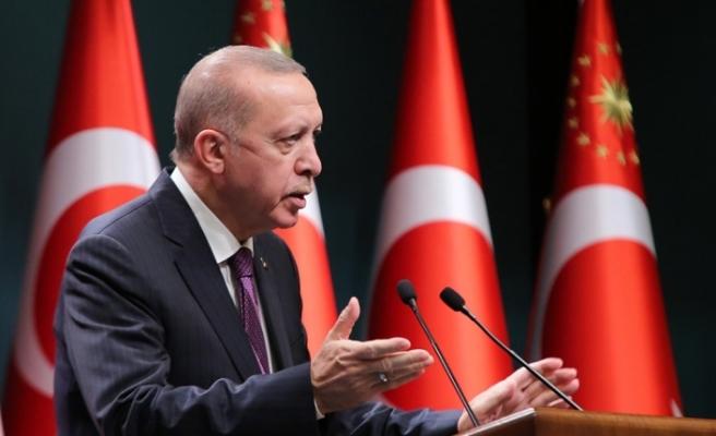 """Cumhurbaşkanı Erdoğan: """"Herkes davasını açmalı"""""""