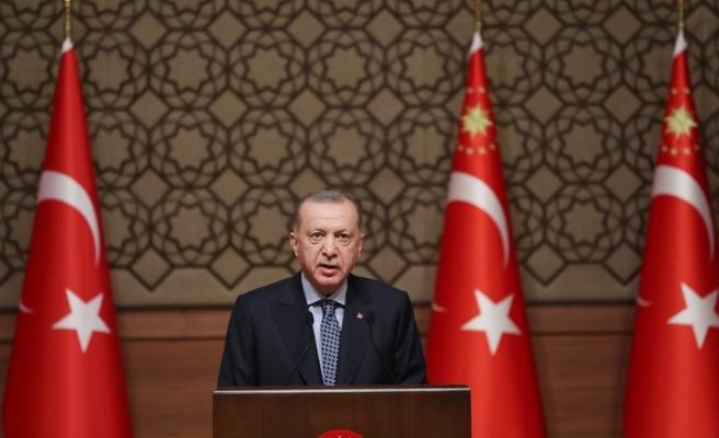 """Cumhurbaşkanı Erdoğan: """"Türkiye'nin verisi Türkiye'de kalmalı"""""""