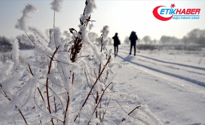 Doğu Anadolu'da dondurucu soğuklar yaşamı zorlaştırıyor