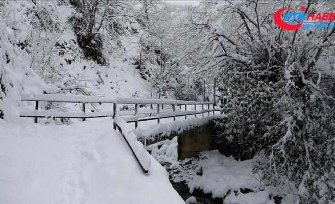 İstanbul için karla karışık yağmur ve kar yağışı uyarısı