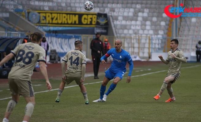 Erzurumspor'da Obertan 6-8 hafta sahalardan uzak kalacak