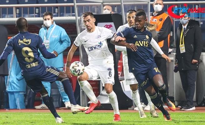 Fenerbahçe kupada Kasımpaşa'yı konuk edecek
