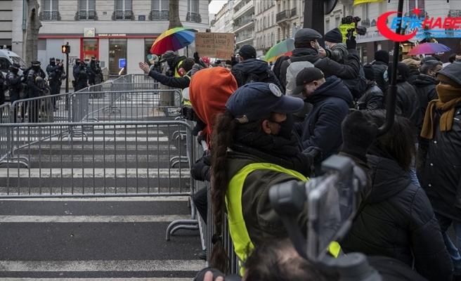 Fransa'da işsiz sayısı 2020'de yüzde 7,5 arttı