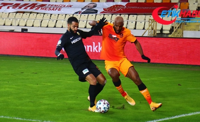 Galatasaray, Türkiye Kupası'nda çeyrek finale yükseldi