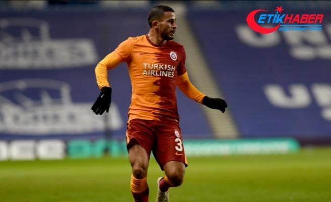 Galatasaraylı Omar Elabdellaoui'nin sağlık durumu hakkında açıklama