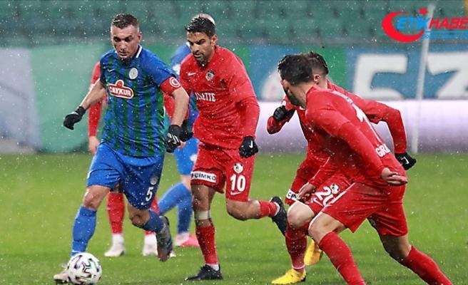 Gaziantep FK 26 maç sonra gol atamadı
