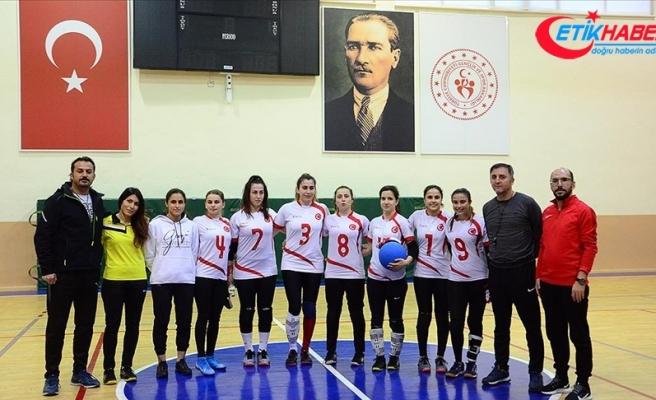 Golbol Kadın Milli Takımı, olimpiyat şampiyonu unvanını korumak istiyor