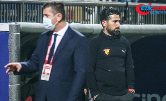 Göztepe Teknik Direktörü İlhan Palut: Trabzon'dan üzücü bir sonuçla döndük