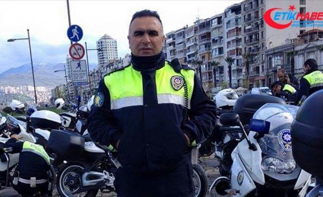 Şehit polis Fethi Sekin, Elazığ'daki kabri başında anıldı
