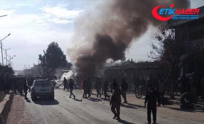 İçişleri Bakanlığı: Rasulayn'daki terör saldırısının faili Suriye uyruklu 9 şüpheli yakalandı
