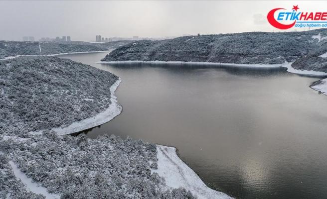 İstanbul'a su sağlayan barajlardaki doluluk oranı yüzde 49,16'ya çıktı