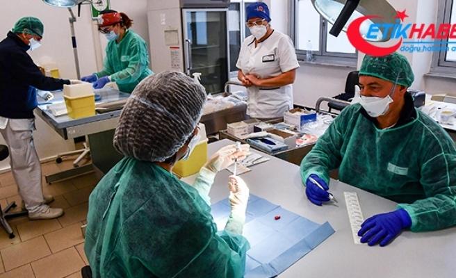 İtalya'da ReiThera isimli Covid-19 aşısının 1. fazı başarıyla tamamlandı