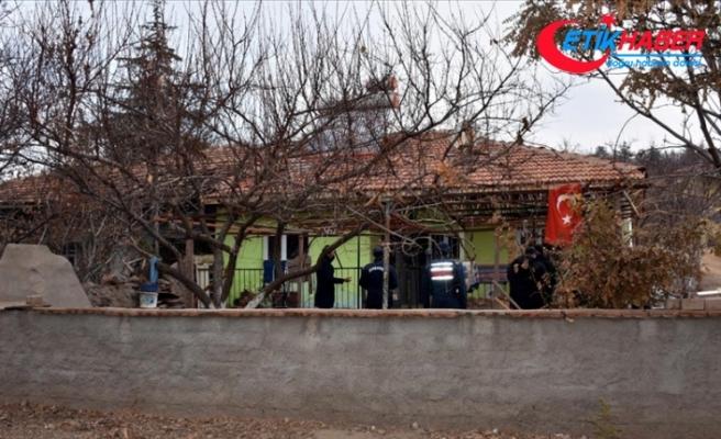 Kırıkkale'de müstakil evde bir haftada 10 kez yangın çıktı