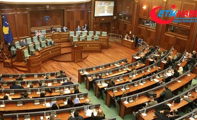Kosova meclisi, yurtdışına asker gönderilmesine izin veren teskereyi onayladı