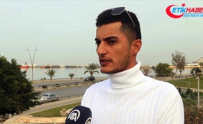 Libya'da geçen yıl 4 Ocak'ta gerçekleştirilen askeri okul katliamının tanığı AA'ya konuştu